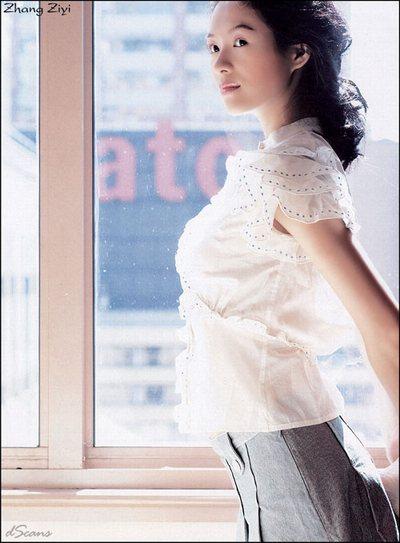 章子怡确定加盟《梅兰芳》把巩俐看成自己人