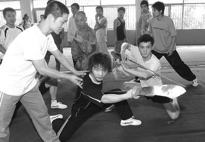 """""""龙的传人""""30位选手封闭培训重庆10强将揭晓"""