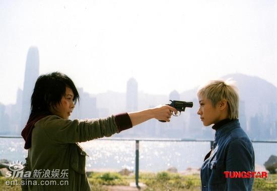 张智霖刘若英演夫妻公开调情不怕袁咏仪生气