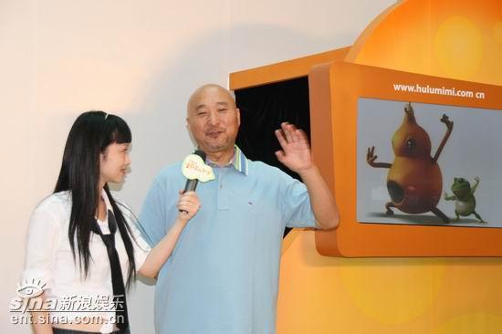 《宝葫芦的秘密》上海宣传陈佩斯张含韵齐亮相