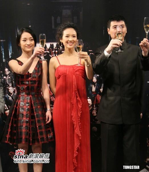 周迅:冯小刚导演总是亲历亲为代拍传闻很可笑