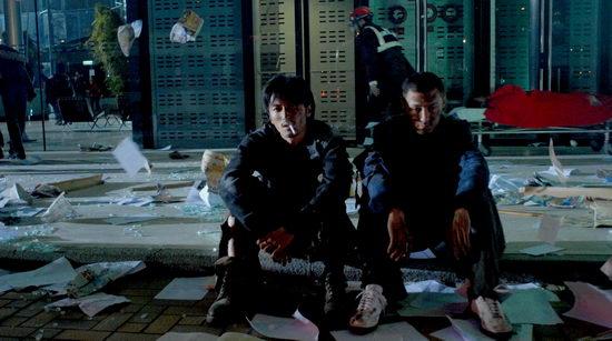 《男儿本色》550拷贝上映与《变形金刚》大战
