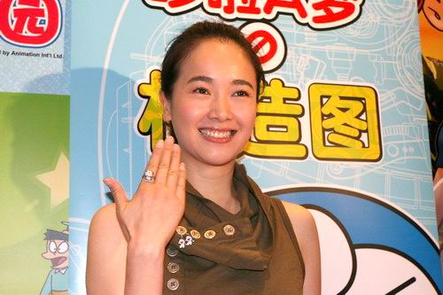 《哆啦A梦》北京首映谢娜等助阵新浪首映观影