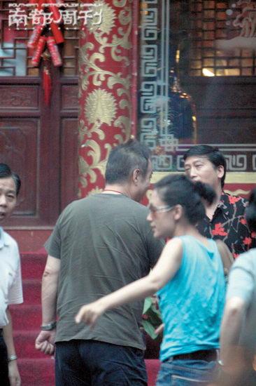 陈红为《梅兰芳》奔波成中国最忙碌的名人之妻