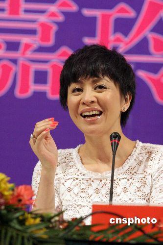 刘嘉玲担任第16届金鸡百花电影节形象大使(图)