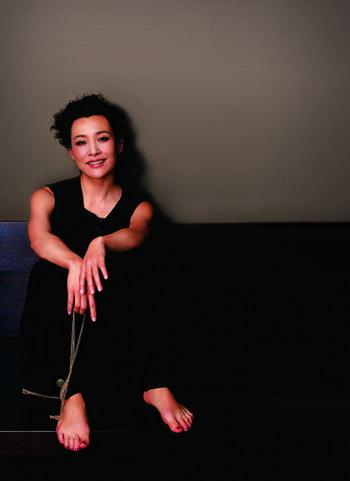 《外滩画报》专访陈冲:女儿是我最好的作品
