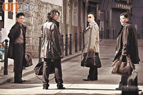 《放・逐》代表香港竞逐奥斯卡最佳外语片(图)