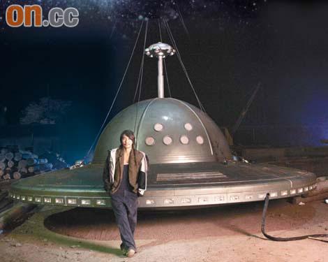 《长江7号》周星驰明抄斯皮尔伯格百万打造UFO