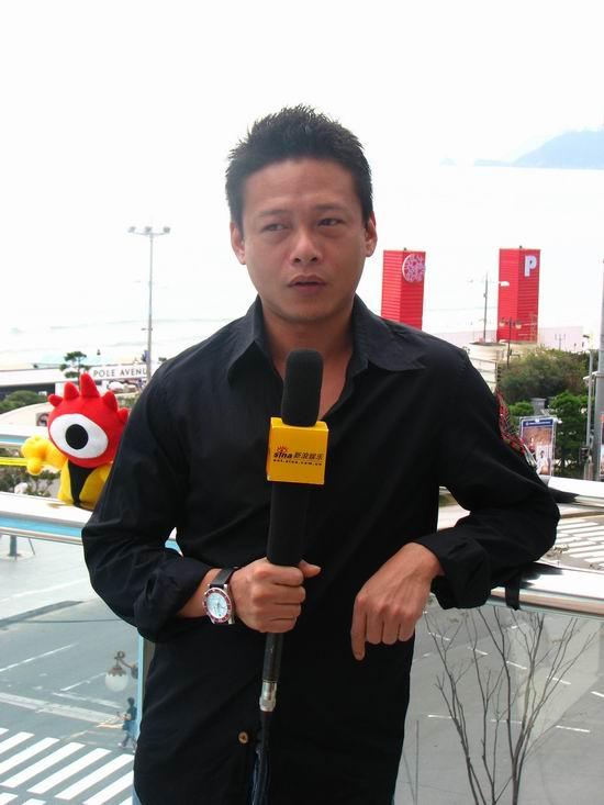 李康生想赴内地参加电影节希望《爱神》票房好