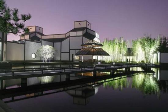 金鸡奖颁奖礼演绎城与电影苏州博物馆搬上舞台