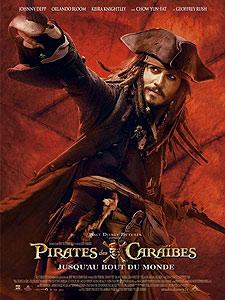 《加勒比海盗3》两周票房8500万有望破亿(图)