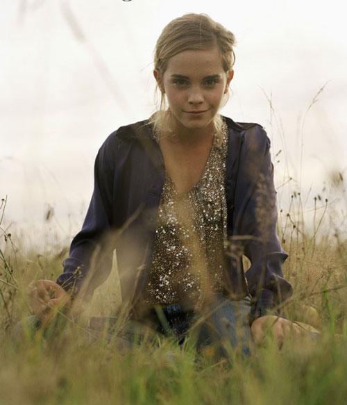 艾玛-沃特森获英国电影颁奖最佳女演员提名(图)