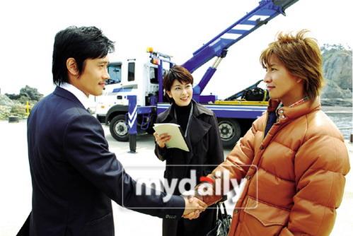 《律政英雄》下月登陆韩国上映规模创记录(图)
