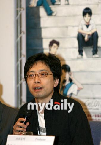 组图:釜山闭幕片《新世纪福音战士》媒体首映