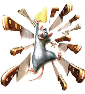 可爱小老鼠