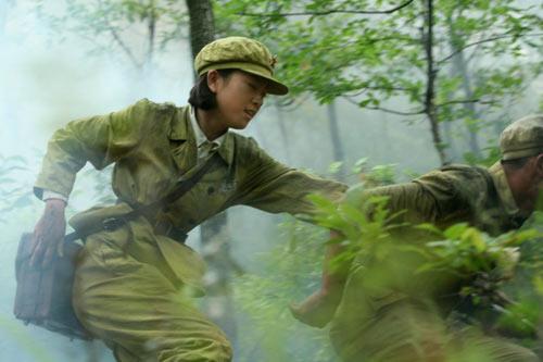 《最后的子弹》打响荧屏张檬成为军旅片偶像派