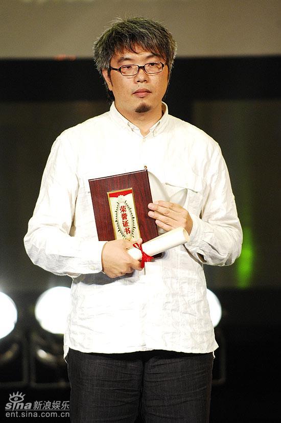 图文:亚洲新人奖颁奖--《浮生》获得最佳影片