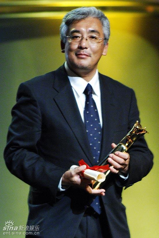 图文:富田勋凭《武士的一分》获得最佳音乐奖
