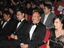 组图:《神探》亮相威尼斯杜琪峰获教父级追捧