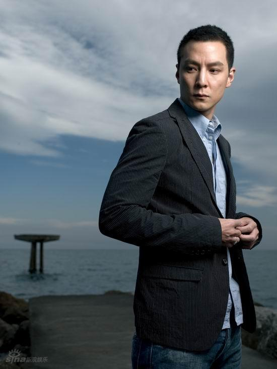 图文:《天堂口》主创杂志写真--吴彦祖