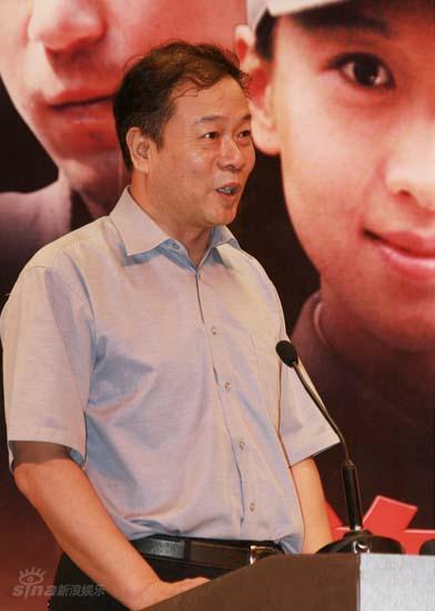 图文:《没有共产党就没有新中国》首映--张丕民
