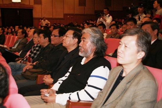 图文:《东方大港》北京首映--嘉宾众多