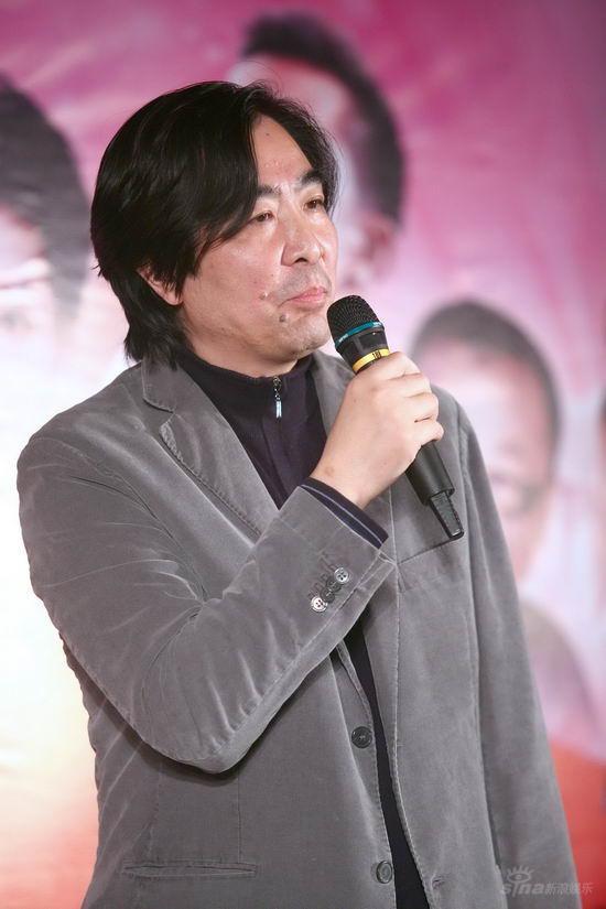 图文:《命呼》新浪官网开通--孙健君致辞