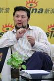 奥运开闭幕式副总导演陈维亚畅聊舞剧(组图)