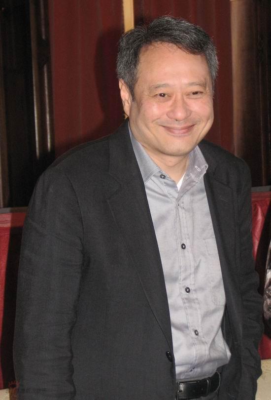 中国电影人的威尼斯情缘:李安(附图)