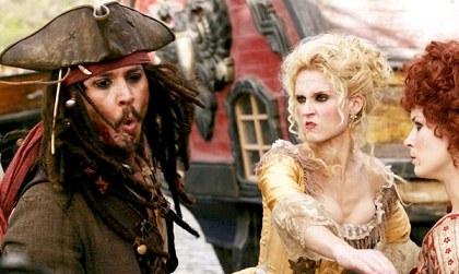 毕成功:《加勒比海盗3》世界尽头?系列尽头!