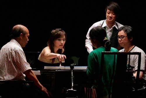 世界麻将大赛落幕台湾明星团仅余筱萍获第三