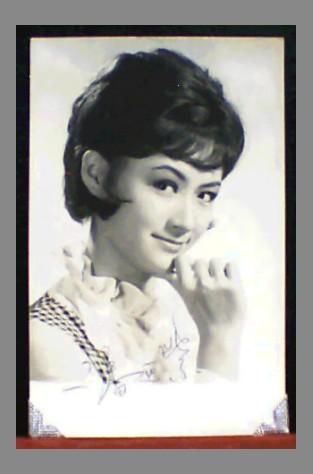 港台女明星出道青涩时:潘迎紫-不老传说