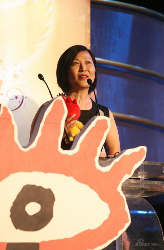 曾力珍代表TVB发表感言:我们进入了一个新纪元