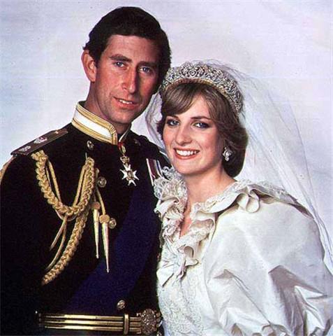 资料图片:戴安娜王妃与查尔斯王子点滴记忆