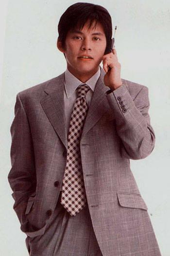 日本的男色时代--织田裕二