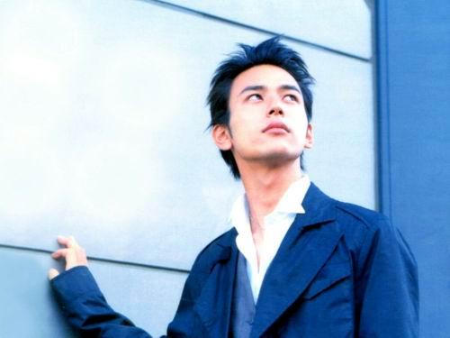 日本的男色时代--妻夫木聪