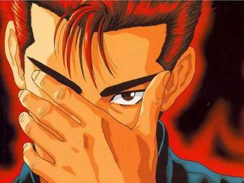 日本漫画人物经典美男--樱木花道