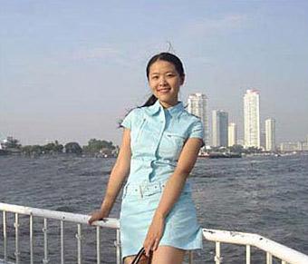 细数田亮的七大绯闻女友--刘玉丹
