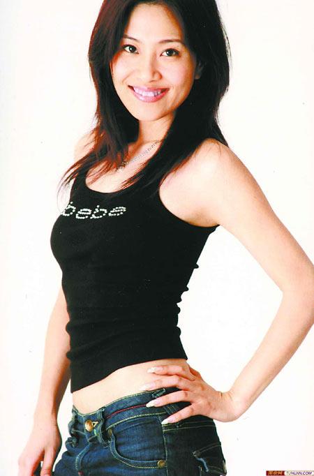 BQ07年度内地最受欢迎女歌手--李慧珍