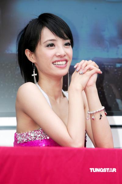 蔡依林接替张惠妹代言台湾观光:她是我的偶像