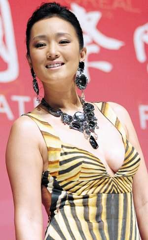 """春光乍泄的十大华人女星(组图) - mashanjivip - 马善记的水煮""""娱"""""""