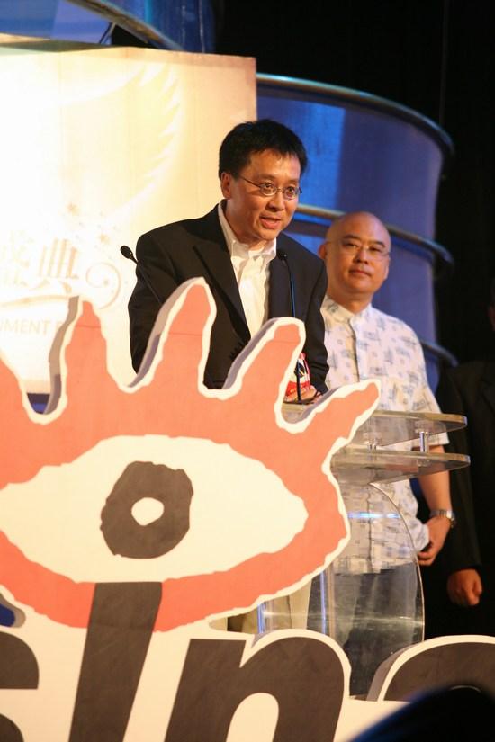 香港寰亚副总经理朱任之:我们会继续拍好电影