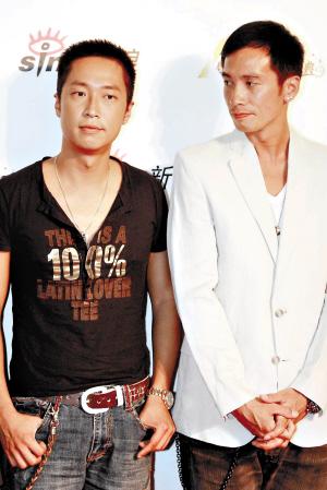 粤港十年・网娱盛典广州举行TVB艺人最风光