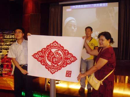 蔡琴成都首度开个唱七十八岁老歌迷玩追星(图)