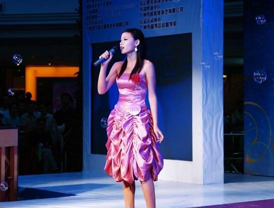 2007亚洲小姐竞选全国网络赛区才艺展示(图)