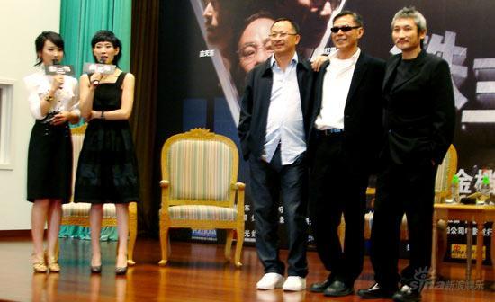 谢楠表现出色再获肯定获《铁三角》三导演称赞