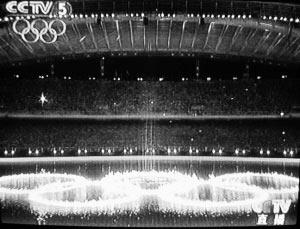 奥运会仪式主创谈灵感谭盾借水发挥张艺谋求意
