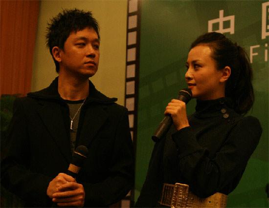刘孜出任首届环境电影周使者休闲方式推广环保
