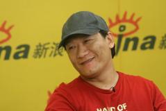 谢东王童语国际禁毒日做客致歉并现身说法(组图)
