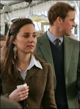 威廉王子前女友分手未结新欢皇室亦料复合(图)